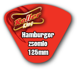 Hamburger zsemle 125mm
